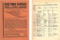 """""""Švietimo darbo"""" dokumentas, kuriame paskelbta apie 1915 - aisiais įkurtą gimnaziją..png"""