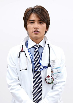 Toshiki Seto - Toshiki Seto as Hiiro Kagami in Kamen Rider Ex-Aid