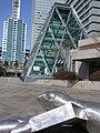 さいたま新都心金属のトカゲ - panoramio.jpg
