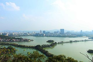 Zhaoqing Prefecture-level city in Guangdong, Peoples Republic of China