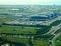 桃園機場貨運航空站 Cargo Terminal of Taoyuan Airport - panoramio.jpg