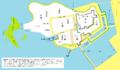 肥前国大村城(長崎県大村市)の地図.png