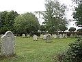-2020-08-23 Curchyard of Saint Peter and Saint Paul Church, Sustead, Norfolk.JPG