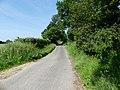 -2021-06-15 North along Goulders Lane, Felmingham.jpg