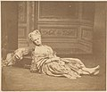 -Album page with ten photographs of La Comtesse mounted recto and verso- MET DP235117.jpg