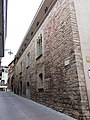 011 Antiga rectoria, palau dels Comtes Reis, c. Font Barrera (Santpedor).JPG