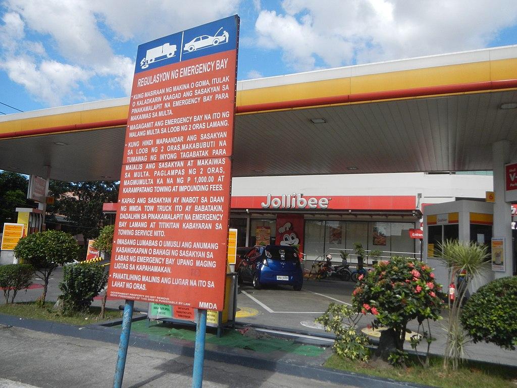 File 01763jfquezon Avenue Shell Jollibee Mrt Stations Nia Road Eton