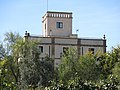 099 Mas Seró, c. Atzavares 28 (Vilanova i la Geltrú), des del c. Molí de Vent.jpg