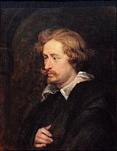 Anthonis van Dyck, um 1627/1628 (Quelle: Wikimedia)