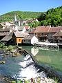 0 Lods - Le village et la Loue (4).JPG