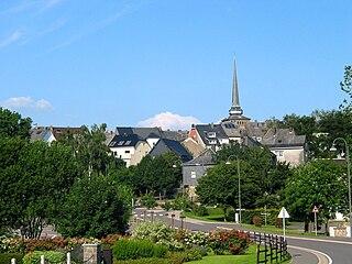 St. Vith Municipality in German-speaking Community, Belgium
