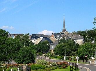 St. Vith - Image: 0 Saint Vith Ville (1)
