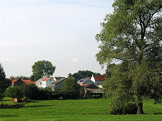 Sombreffe - Image: 0 Sombreffe Village (1)