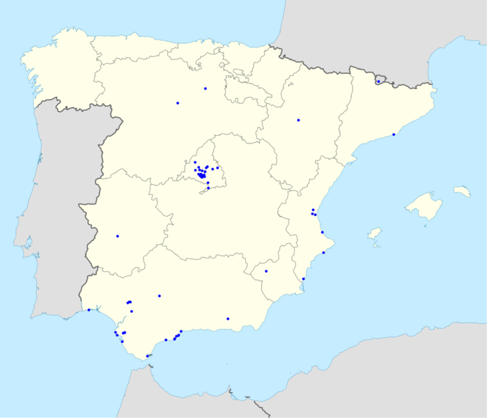 File:100 montaditos footprint in Spain and Andorra.png