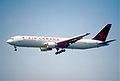 100bt - Air Canada Boeing 767-333ER; C-FMWY@ZRH;22.07.2000 (5532196848).jpg