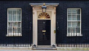 First Lord of the Treasury - 10 Downing Street in Whitehall is the official residence of the Prime Minister and headquarters of Her Majesty's Government.