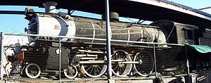 South African Class 10A 4-6-2 - Image: 10br 01