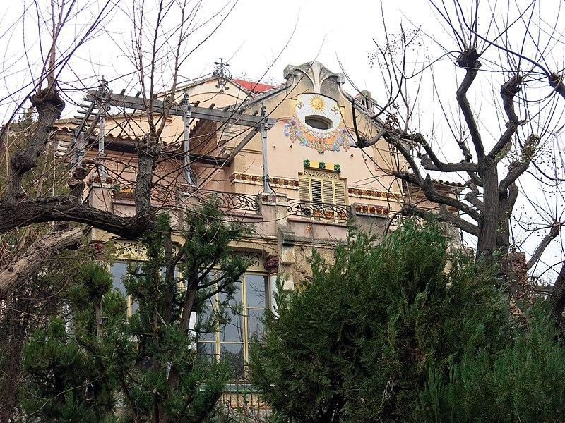 File 120 casa barbey fa ana sud la garriga jpg wikimedia commons - Casa la garriga ...