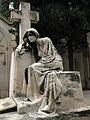 126 Tomba de Joan de Rialp, escultura de Josep Llimona.jpg