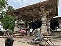12th century Thousand Pillar temple, Hanumkonda, Telangana, India - 01.jpg