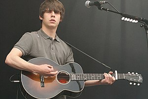 Jake Bugg - Bugg performing at Rock im Park, June 2013