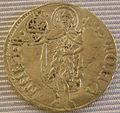 1433 secondo semestre, fiorino d'oro XXIII serie con stemma serristori.JPG