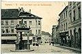 14951-Kamenz-1912-Markt und Bautzner Straße-Brück & Sohn Kunstverlag.jpg