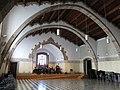 155 Sala Francesc Tarafa, antic hospital de Sant Domènec, c. Corró 47 (Granollers).jpg