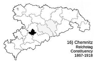 Chemnitz Reichstag constituency