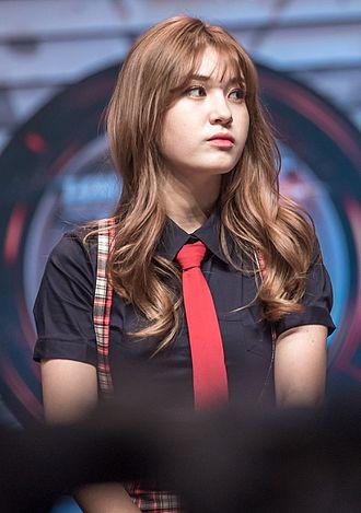 Jeon So-mi - Jeon So-mi in May 2016