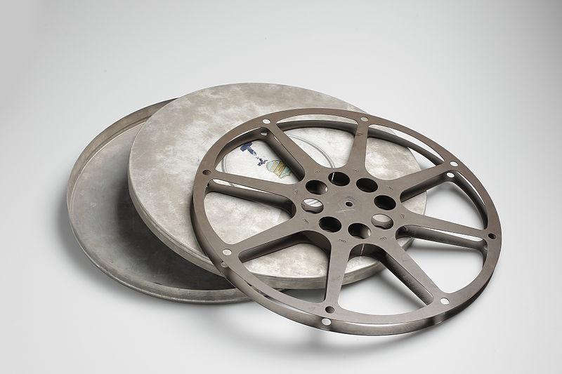 File:16mm film reel (6498649123).jpg
