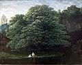 1800 Schinkel Landschaft mit zwei badenden Kindern anagoria.JPG