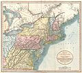 1821 Cary Map of New England, New York, Pennsylvania and Virginia - Geographicus - NewYorkNewEngland-cary-1821.jpg