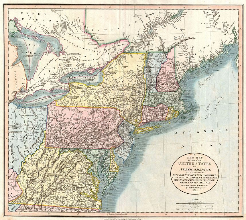 New England Prospecting Vacations