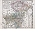 1862 Perthes Map of Bohemia and Austria - Geographicus - DeutchlandSE-perthes-1862.jpg