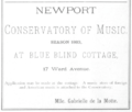 1883 conservatory ad Newport Rhode Island USA.png