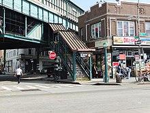 18-я авеню (линия Уэст-Энд, Би-эм-ти) — Википедия