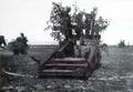 1916 - Tun antiaerian de 57 mm sistem Negrei in pozitie de lupta.png