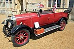 File:1925 Morris Oxford 'bullnose' Tourer at Felbrigg Hall.jpg