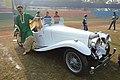 1934 Alvis - 20 hp - 6 cyl - WBD 263 - Kolkata 2018-01-28 0595.JPG
