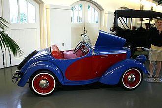 American Austin Car Company - 1939 American Bantam