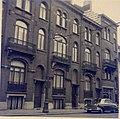 1958 le 11 mai , rue Franz Merjay Ixelles.jpg