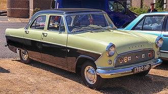Ford Consul - 1960 Ford Consul Mark II Saloon (Lowline)