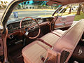 1961 Cadillac four window Sedan Deville Flat top interior.jpg
