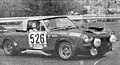 1973 Automotive Tour of Italy (Cesana–Sestriere stage) - Pinto and Bernacchini's Fiat Abarth 124 Rally.jpg