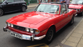 1977 Triumph Stag Front.png