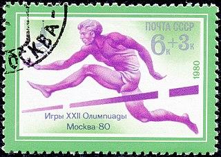 Athletics at the 1980 Summer Olympics – Mens 110 metres hurdles