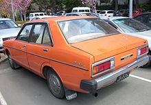 Nissan Sunny - Wikipedia