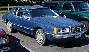 Mercury Cougar Wikipedia