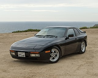 Entry level sports car manufactured by German automobile manufacturer Porsche from 1982–1991 as a successor to the 924